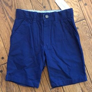 NWT Carter's Navy shorts adjustable waistband (6)
